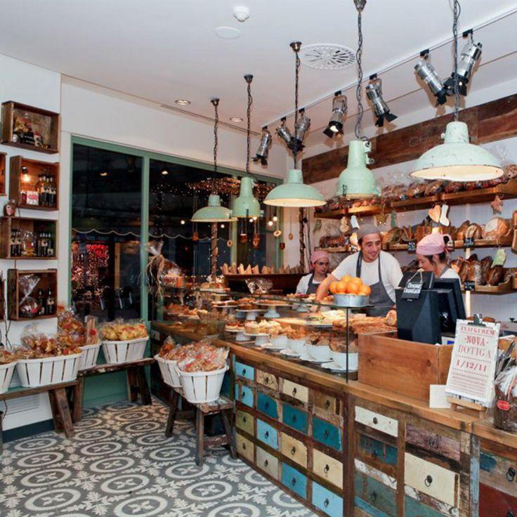Best Bakeries in Barcelona