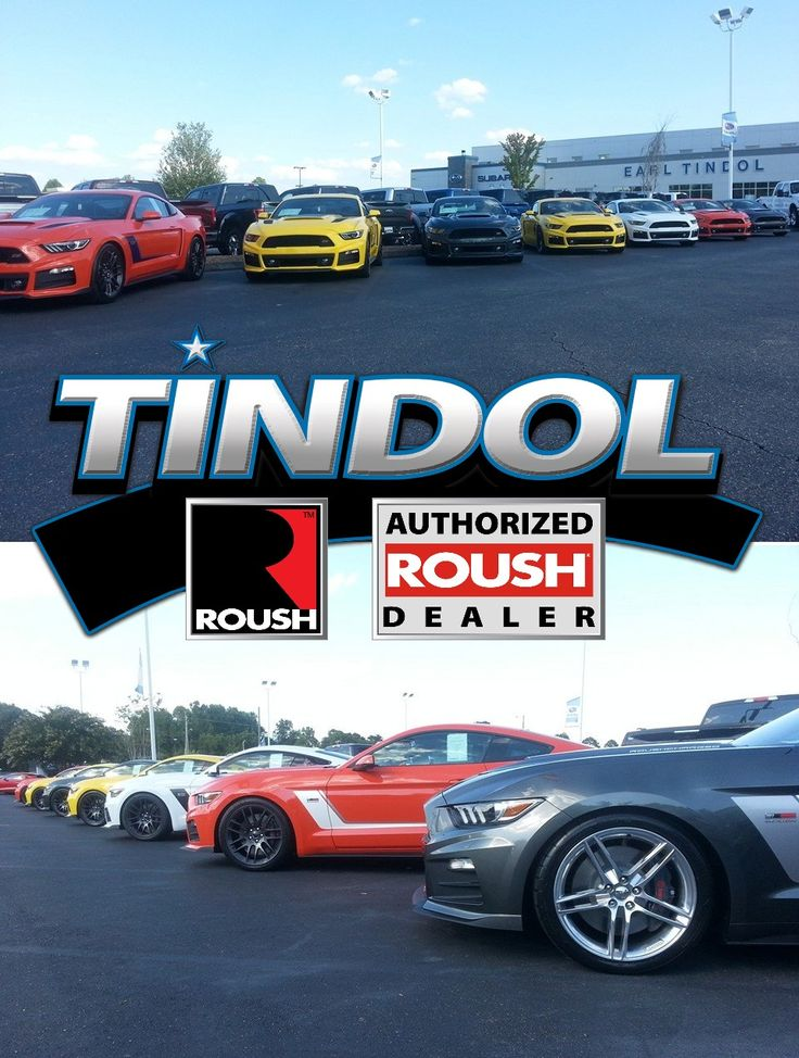 New ROUSH Mustangs for sale at Tindol ROUSH Performance  http://tindolford.com/custom/roush-mustang-for-sale