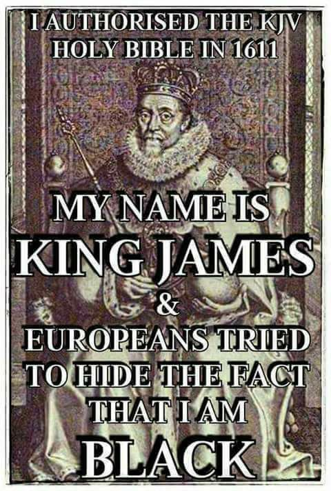 Truth about King James