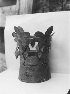 morsiuskruunun sisäkruunu, Mattila, kuva Samuli Paulaharju 1931