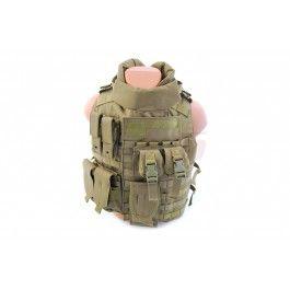 8Fields vesta tactica Interceptor Coyote - Veste Tactice - Articole Vestimentare - Echipament Tactic