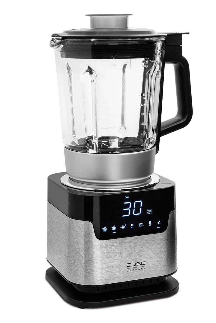 Caso germany soup chef touch blender stainless steel