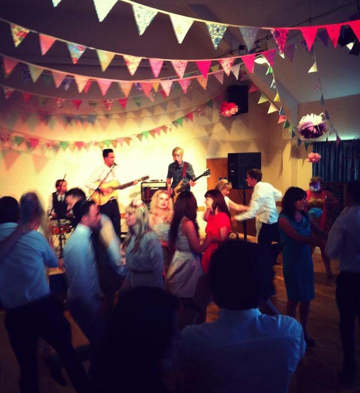 My wedding - Thurlestone 6/7/13 Village hall