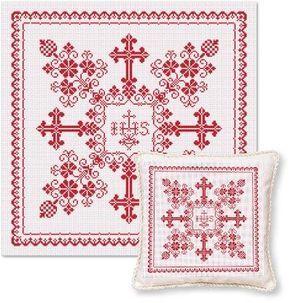 Cross Stitch Freebies | Cross Stitch Patterns by EMS Design. Traditional Designs.
