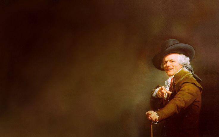 Joseph Ducreux HD Wallpaper | 1920x1080 | ID:19290