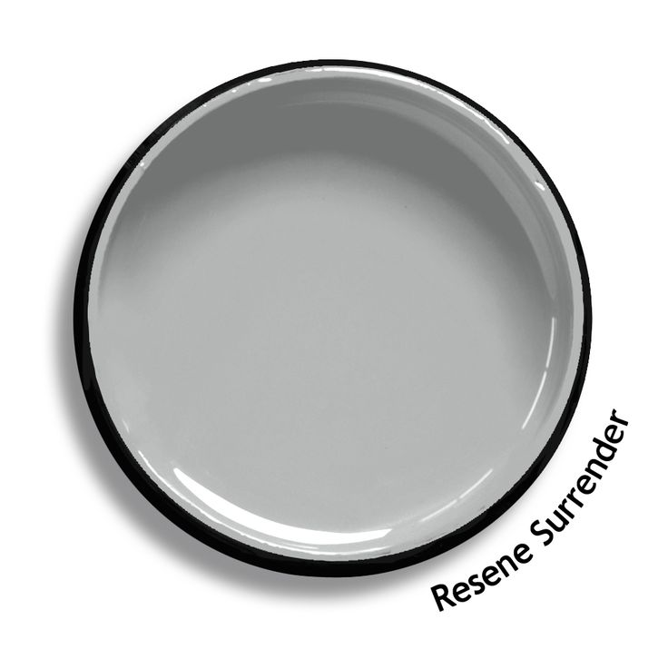 Resene Surrender is a silver grey, often described as simple and distinguished. Suits whites and charcoals and cool hard colours. From the Resene Whites & Neutrals colour collection. Try a Resene testpot or view a physical sample at your Resene ColorShop or Reseller before making your final colour choice. www.resene.co.nz