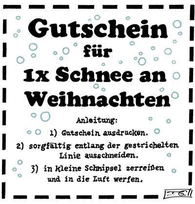 DIY - Wenn-Buch ... wenn du Schnee vermisst