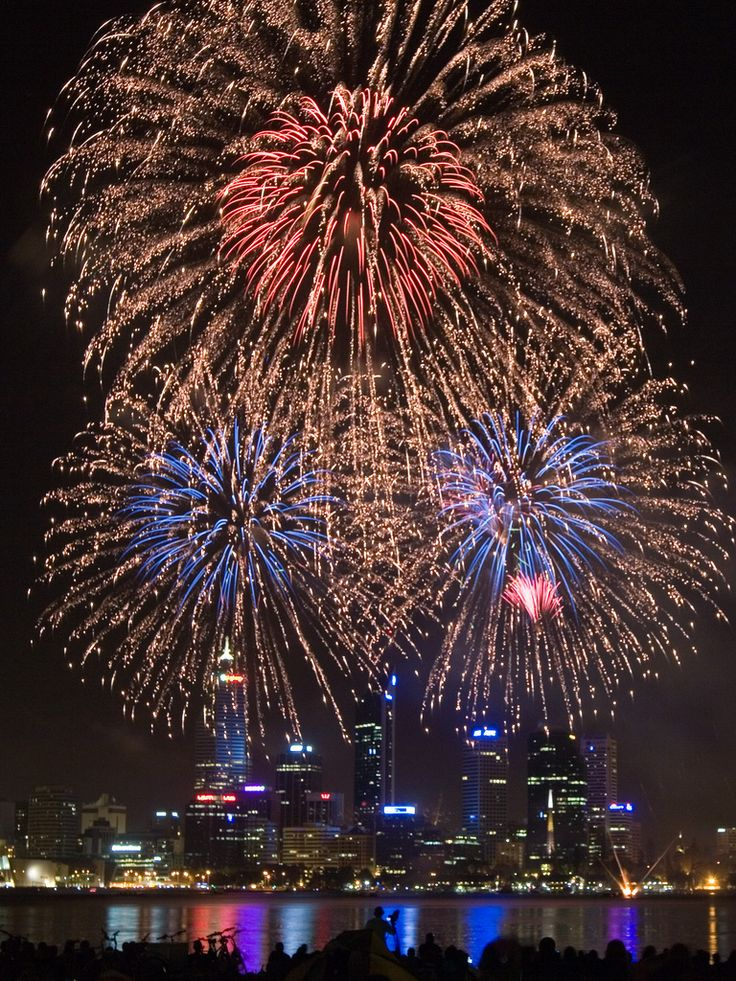 australia fireworks 2015 | ... fireworks display for australia day 2013 of perth in australia photos