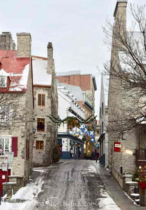 The Incredible Beauty Of Old Quebec City Recreated Designs Quebec City Old Quebec Canada Travel