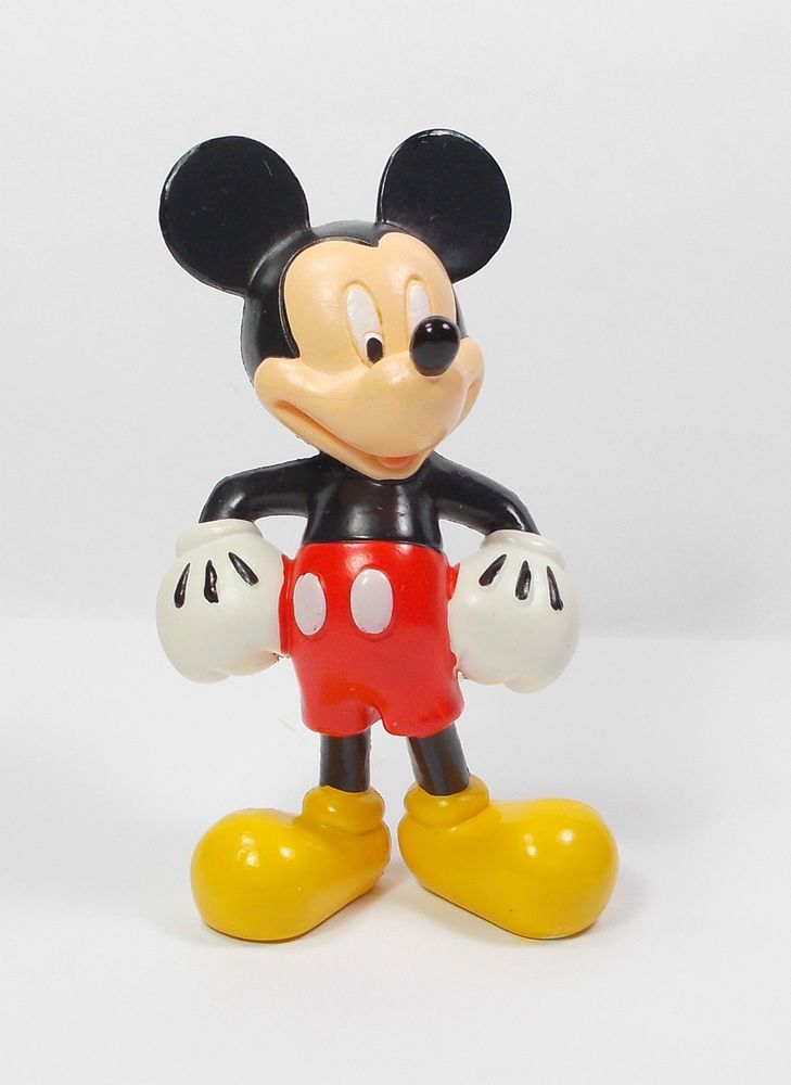 Mickey Mouse - Toy Figure - Disney - Cake Topper 1