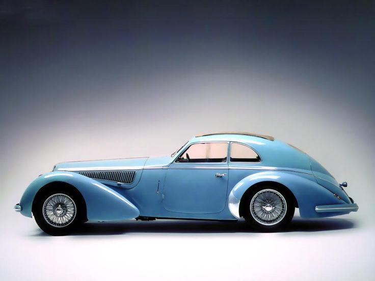 1938 Alfa Romeo 8C 2900B. @designerwallace