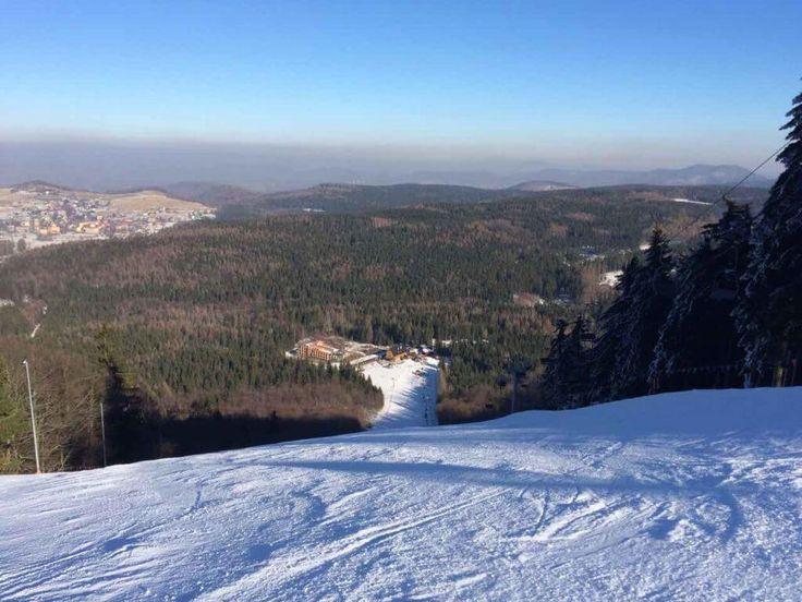 odkryj walbrzych-wyciag narciarski -Dzikowiec