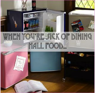 Dorm Room Food | www.prepavenue.com