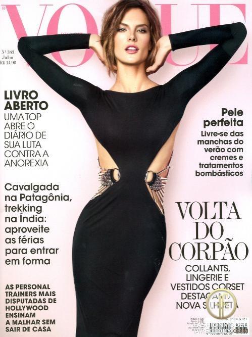 Alessandra Ambrosio, Vogue Brasil