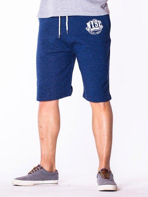 Pantaloni scurti barbati NYSC albastri