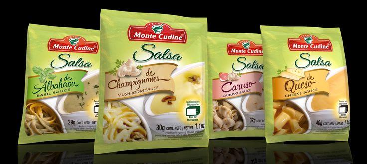 Nuevas Salsas para Pasta  / Monte Cudine