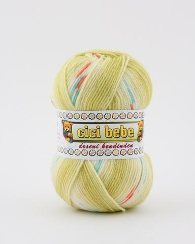 Cicibebe 595-08 - Lime Sprinkles