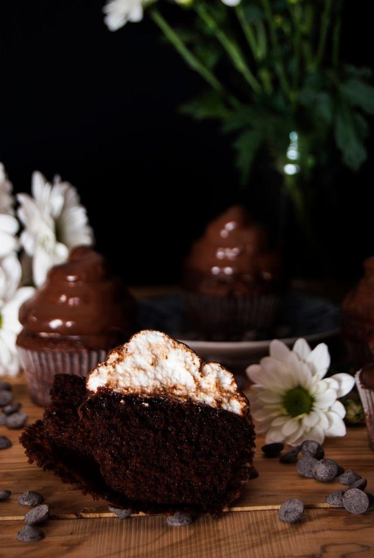 La asaltante de dulces: Receta de Hi-hat cupcakes/ Hi-hat cupcakes recipe! I love it!