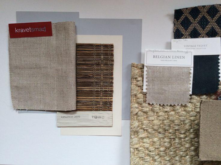 Living Room Samples W Roman Shade Recommendation Castec Katsu Mist 1550 Total For Custom DrapesRoman