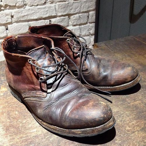 ✸This Old Stomping Ground✸, ** Red Wing Chukka 3141 ** #redwing #redwings...