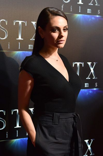 Mila Kunis Photos Photos - Actor Mila Kunis at CinemaCon 2017 The State of the Industry: Past, Present and Future and STXfilms Presentation at The Colosseum at Caesars Palace during CinemaCon, the official convention of the National Association of Theatre Owners, on March 28, 2017 in Las Vegas, Nevada. - CinemaCon 2017 - The State of the Industry: Past, Present and Future and STXfilms Presentation