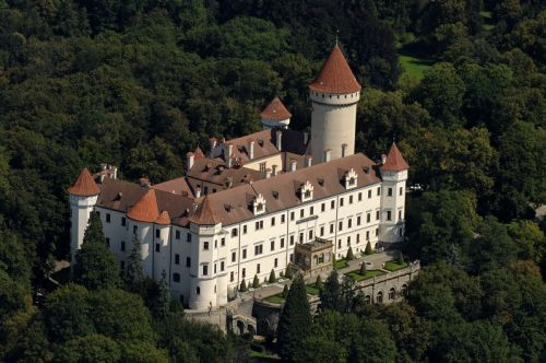 Konopiste, Czech Republic, Spilberk  Castle. Robinhood disappeared from his cell there.