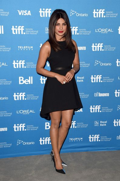 """Mary Kom"" Press Conference - 2014 Toronto International Film Festival"