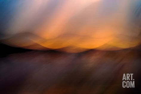 Rain in the Mountains Photographic Print by Ursula Abresch at Art.com