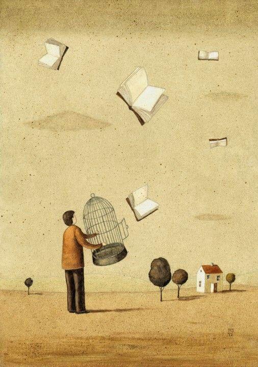 Lire c'est rêver - Reading is dreaming