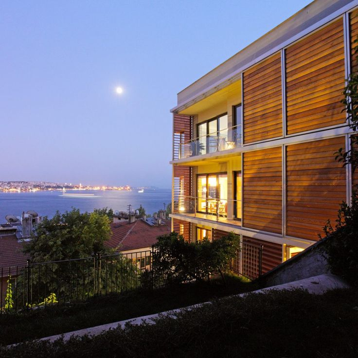 Deris Bosphorus Lodge (Istanbul, Turkey