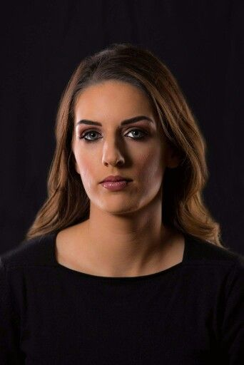 Another shot of Katie-Marie taken at the photography club portraiture session on Thursday night.  Makeup was done by Margaret Carron PROFESSIONAL BEAUTY and hair by New Image Roslea