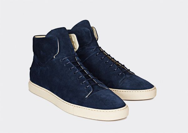 Strange Matter • SS14 • Men's Clean mid • // THIS is what I want my sneaker footwear to look like. Men's...sigh. #MidTop