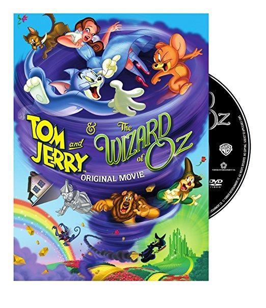 Grey DeLisle & Laraine Newman & Spike Brandt & Tony Cervone-Tom and Jerry & The Wizard of Oz