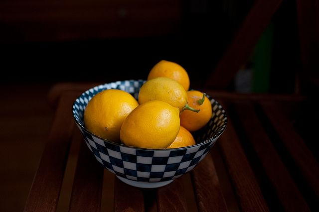 ... beginnings of the preserved meyer lemons by sassyradish, via Flickr