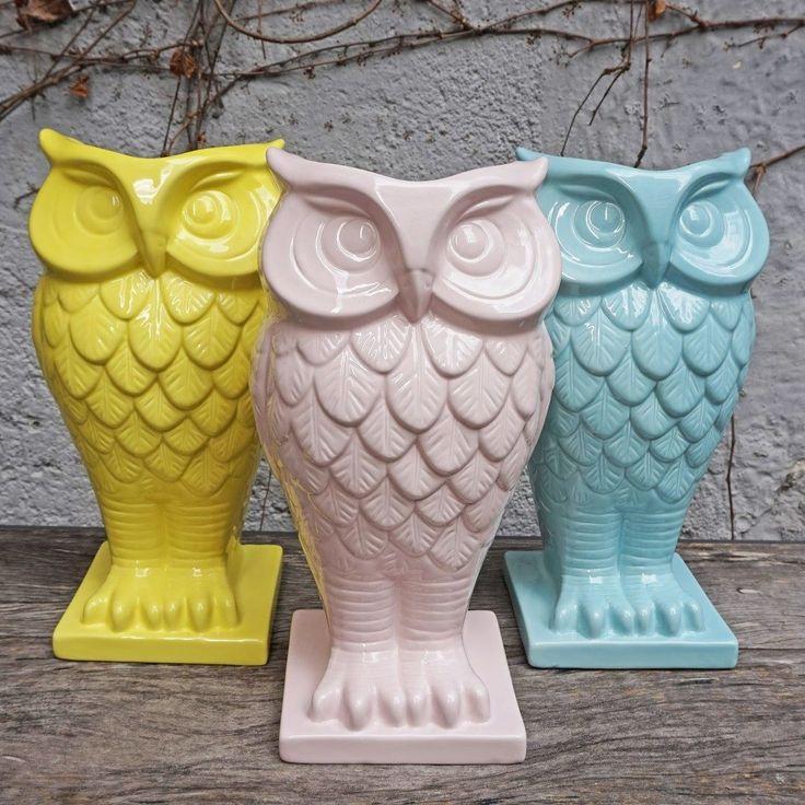 As 20 melhores ideias de coruja de cer mica no pinterest for Ceramica para modelar