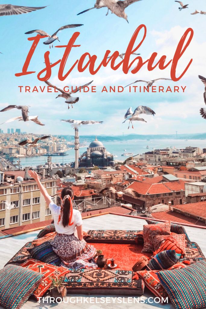 Istanbul, Turkey 5-Day Itinerary & Travel Guide