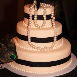 1920s wedding cakes 94 best images about davena s 1920 wedding ideas on 10083