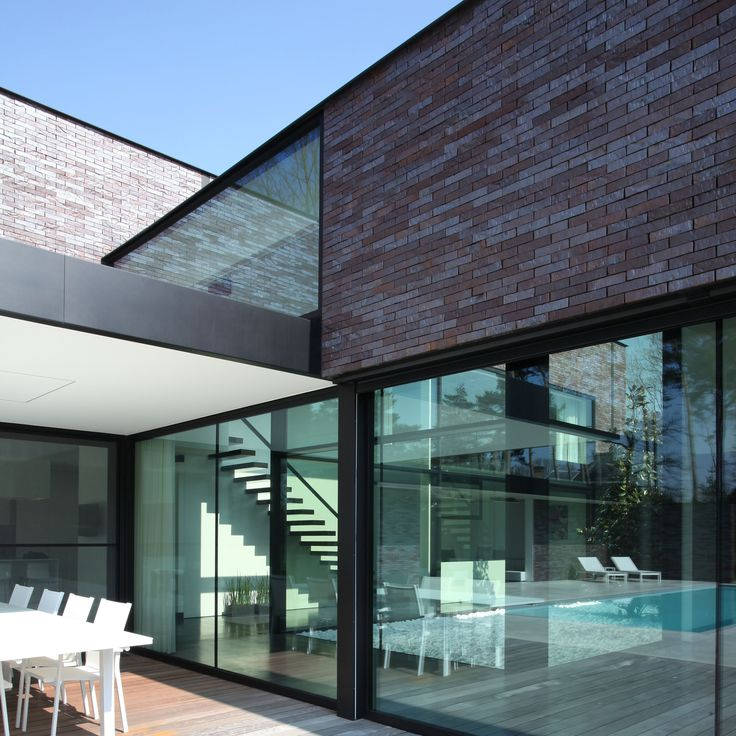 MASS Architects - Diest House