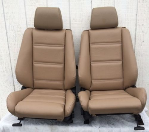 BMW-e30-325i-318i-Convertible-Front-Sport-Seat-Pair-1987-92-in-Tan-900-00-CORE