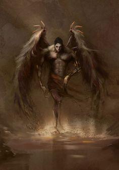 greek mythology erebus - darkness