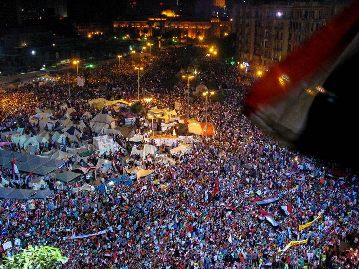 Tahrir Square July 2013