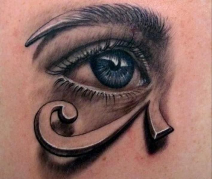 Tatuajes del ojo de Horus y su significado - Batanga