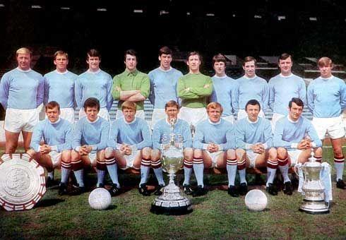 Man City 1969