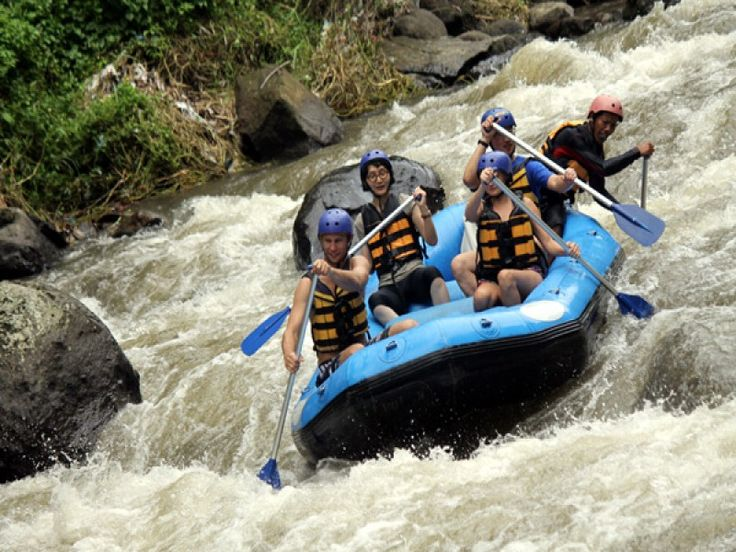 Ubud river rafting present to answer white water rafting adventure at Ayung River, the longest & the newest with the various facilities in Bali. Located in Ubud with nature that still green.This t - - YukmariGO.com