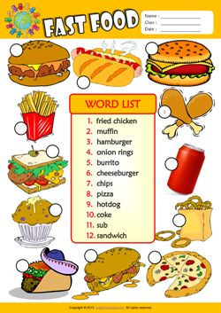 fast food restaurant definition pdf