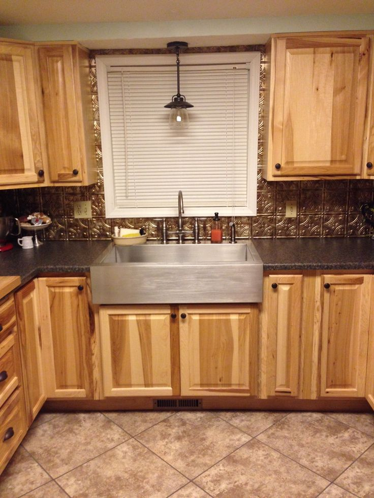 17 best ideas about farm style kitchen sinks on pinterest - Old fashioned sinks kitchen ...