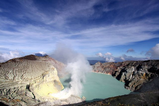 Beautiful Ijen # first time travel to Indonesia, Ijen