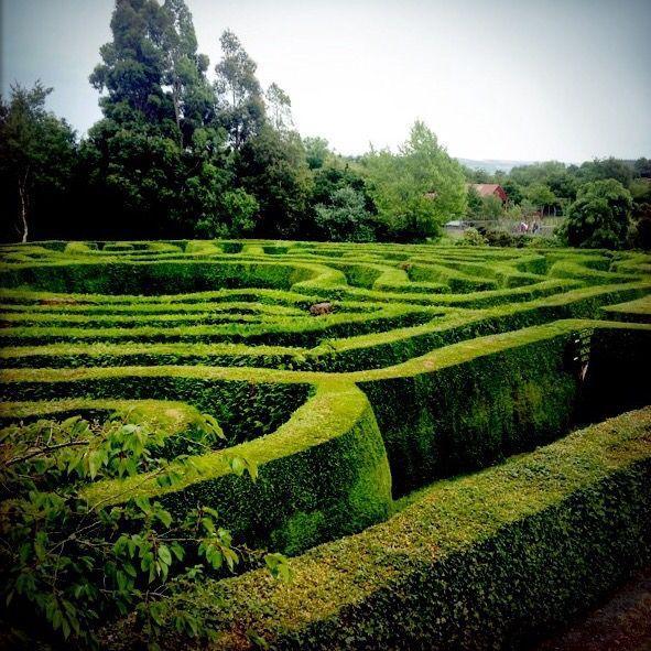Labyrinth in Ireland