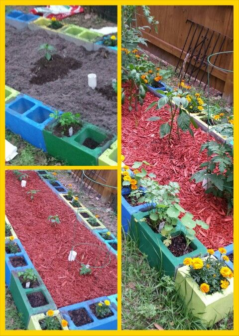 1000 Images About Cinder Blocking On Pinterest Raised Beds Planters And Raised Garden Beds