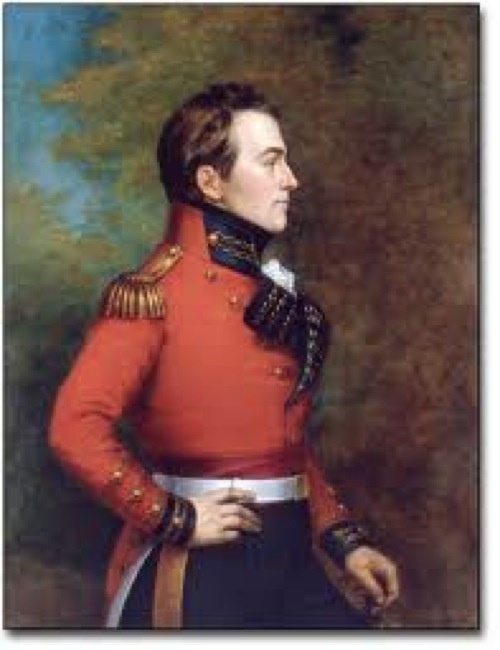 Brock's Walk, Port Dover, Ontario. Follow General Brock on his journey through Upper Canada as he prepares for war against the Americans. Join Brock as he meets John Brant; walk with him through Hamilton and set sail together on the St. Lawrence II at Port Dover.